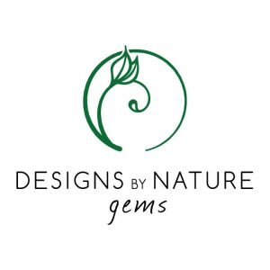 Designs by Nature Gems logo