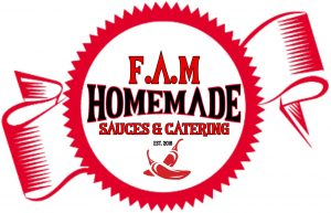 FAM Hot Sauces and Catering logo