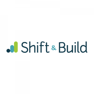 Shift and Build logo